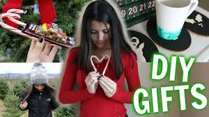 diy christmas gifts 2015 affordable quick u0026 easy presents youtube