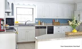 cottage kitchen furniture our modern cottage kitchen makeover four generations one roof