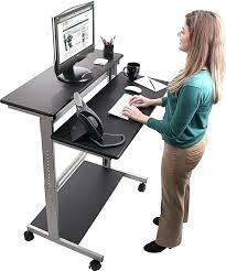 Portable Office Desks Portable Desk On Wheels Portable Computer Desk On Wheels Portable
