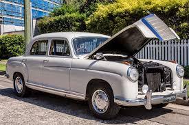 1959 mercedes benz 220s saloon price estimate 15000 18000