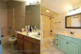 Cheap Bathroom Makeover Ideas Budget Bathroom Makeover Matsutake