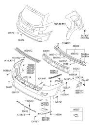 2002 hyundai santa fe parts diagram automotive parts diagram images