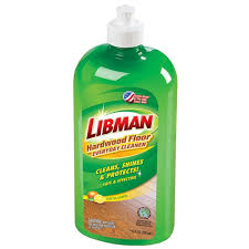 libman hardwood floor everyday cleaner review