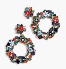 Marvellous J Crew Chandelier Earrings Neon Earrings Ebay