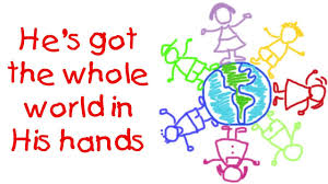 he u0027s got the whole world in his hands for children youtube