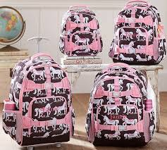 Pottery Barn Mackenzie Backpack Pottery Barn Kids Save Up To 60 Off Backpacks Free Shipping