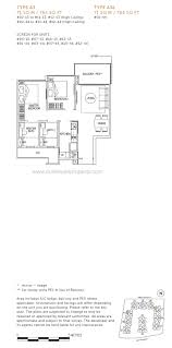 ecopolitan ec floor plan signature at yishun bullseyesproperty