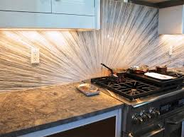 recycled glass backsplashes for kitchens lovely recycled glass tile backsplash modern recycled