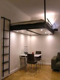 Loft Conversion Bedroom Design Ideas Best 25 Mezzanine Bed Ideas On Pinterest Stair Drawer