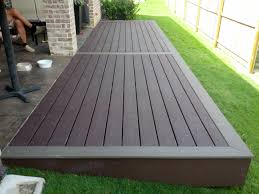 composite decking designs with best ideas about trex colors 2017