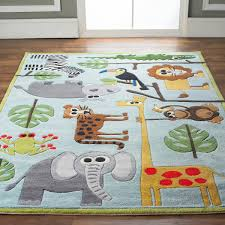 Cheap Kids Rug by Whimsical Safari Animals Rug Safari Animals Safari And Animal