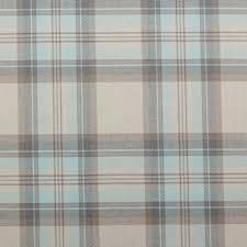 tissu ameublement canap cuisine cotton tartan check pastel plaid faux wool sofa curtain
