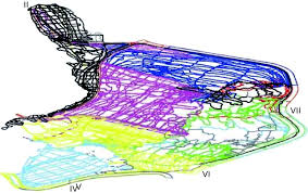 detection of terrain morphologic features using gps tls and land