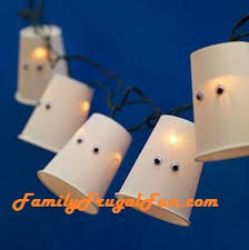 glowing ghouls 40 easy to make diy decor ideas easy