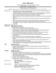 Excellent Examples Of Resumes by Examples Of Resumes Objective Statement Resume What Is A Good
