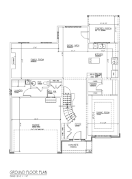 carleton floor plans the angela high gate talos homes home builder ottawa