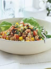 Tuna Salad Mediterranean Style Tunisian Style Tuna Salad Ricardo
