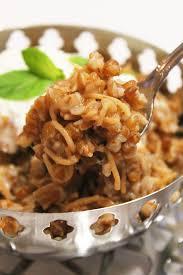 classic bulgur pilaf and vermicelli marmite et ponpon