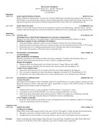 Resume For Mba Application Template Mba Admission Resume Sample Resume Peppapp