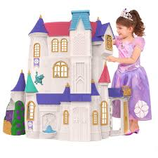 Patio Playhouse Beauty And The Beast by Disney Princess Brand Shop Walmart Com