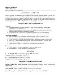 english teacher resume sample resume samples and resume help