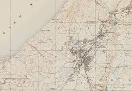 map of calumet michigan historic maps upjohn center for the study of geographical change