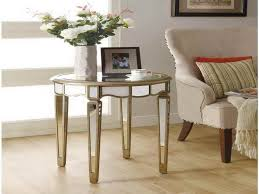best mirrored accent table designs southbaynorton interior home