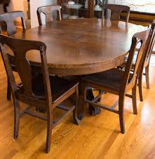 oak dining room sets dining rooms enchanting chairs furniture i have a tiger tiger