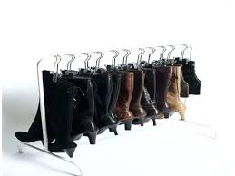boot hangers ikea boots storage ideas shoe boot cabinet vertical caravan front