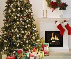 8 distinct and fabulous christmas tree styles