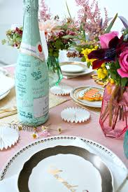 Tea Party Table by Littlebigbell Christmas Table Archives