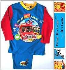 boys toddler postman pat pyjama briefs pants 100 cotton 1 5