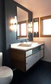 Mid Century Modern Bathroom Lighting Cozy Design Mid Century Modern Bathroom Lighting Vanity Light Jpg