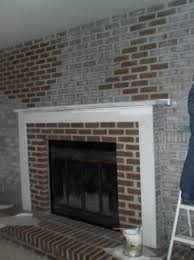 brick fireplace makeover ideas home design ideas