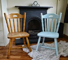How To Make Furniture Shabby Chic by Diy Upcycled Chairs Shabby Chic Inspired Dolly Dowsie