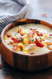 instant cuisine instant pot chicken potato corn chowder with bacon pressure