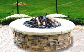 Brick Firepits Paver Firepit Portfolio Brick Firepits Creative Pools Spas