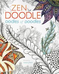 Zen Doodle Oodles Of Doodles From Kay U0027s Crochet Patterns
