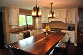 country style kitchen island custom country style kitchen by grove cabinetmakers