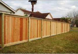 Types Of Garden Fences - different types of wood fences get wood fences the differences