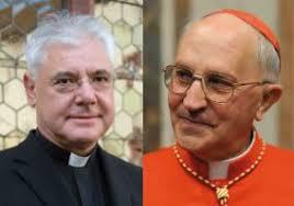 ladari a archbishop luis ladaria ferrer in caelo et in terra