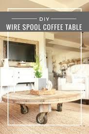 best 25 wood spool furniture ideas on pinterest cable spool