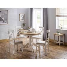 julian bowen coxmoor solid oak dining tables dining room