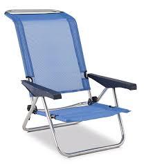 siege de plage pliante eredu 991 tx chaise plage lit aluminium 77 x 60 x 83