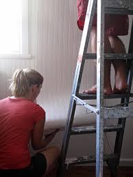 Installing Beadboard Wallpaper - wall decor how to installing wall doctor beadboard wallpaper for