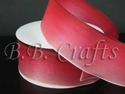 ombre ribbon ombre ribbon wired edge width 1 1 2 inch length 25