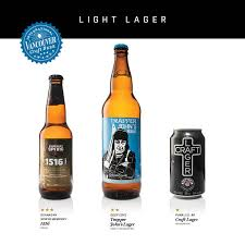 best light craft beers craft beer awards 2015 winner best light lager vancouver magazine