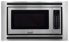 home depot black friday countertop microwaves frigidaire gallery 2 0 cu ft built in microwave silver fgmo205kf