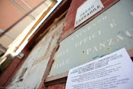 pignorate dalle banche 20 ottobre stop sfratti no alla vendita patrimonio pubblico