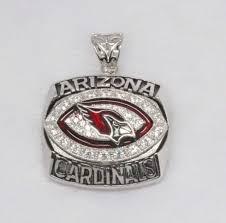 Customized Pendants 2008 Nfc Arizona Cardinals Champions Pendant Custom Sports